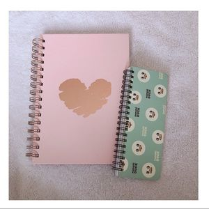 Journal and Weekly Planner 2 pc Set